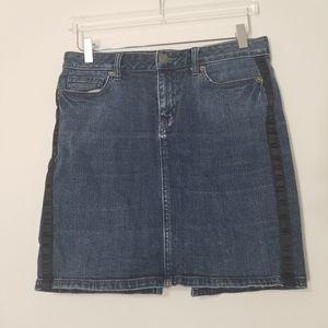 3 For 30 Gap Jean Skirt